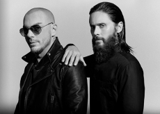 La Guida - I Thirty Seconds To Mars a Collisioni