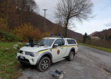 La Guida - Droni controllano i danni del maltempo sugli alberi del Parco