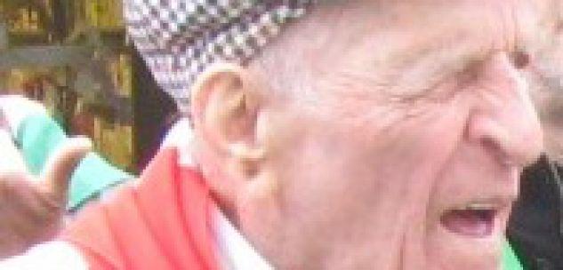 La Guida - Addio al partigiano Giovanni Mandrile
