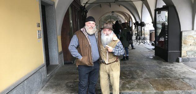La Guida - Le telecamere Rai riprendono Cuneo