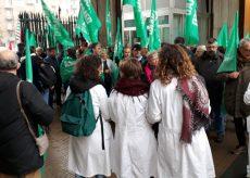 La Guida - A Cuneo sciopera oltre il 60% dei medici
