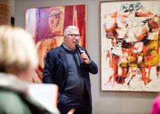 La Guida - Arte informale, a Cuneo visita guidata con il curatore della mostra