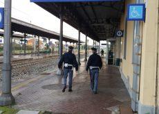 La Guida - Ladri sul treno, fermati dalla Polizia dopo un colpo