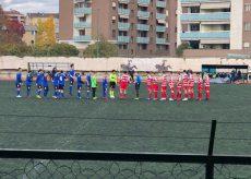 La Guida - In parità il derby Juniores tra Pedona e Centallo