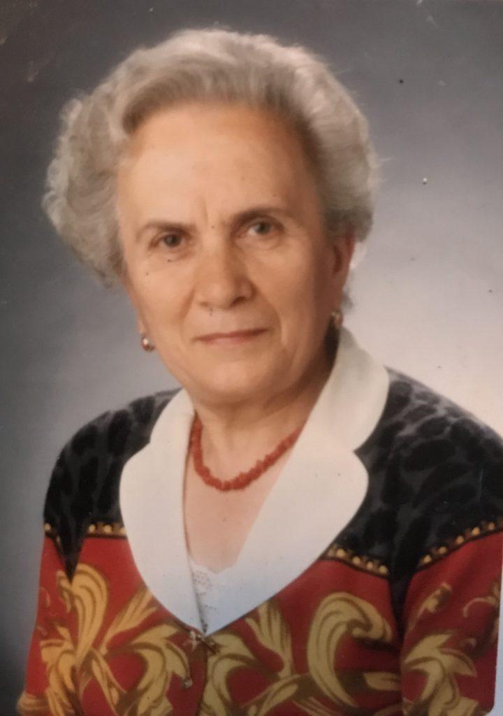 Peano Maria Teresa