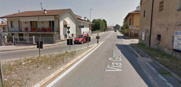 La Guida - Lavori sulla Cuneo-Beintte, possibili disagi e senso unico alternato