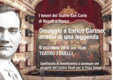 """La Guida - Al Toselli """"Omaggio a Enrico Caruso"""""""