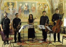 La Guida - Ensemble giovanili in concerto a Madonna dei Boschi