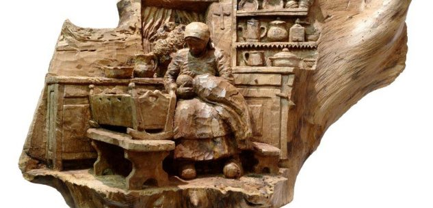 La Guida - Crechès, quattro artisti per cinque presepi