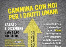 La Guida - L'8 dicembre in piazza per i diritti umani