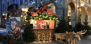 La Guida - In via Roma spazio al Natale di solidarietà