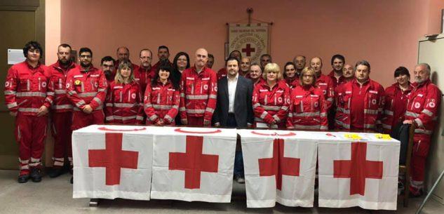 La Guida - Croce rossa di Melle in festa a Brossasco