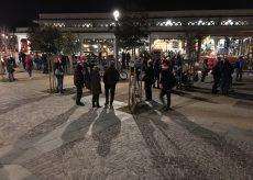 La Guida - Piazza Foro Boario accende il Natale e aiuta chi ha bisogno