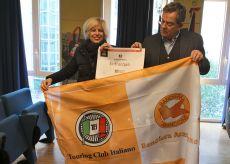 La Guida - Entracque, bandiera arancione del turismo