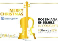 La Guida - Il concerto di Natale  di Confindustria
