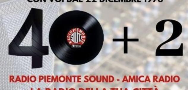 La Guida - 42° compleanno di Radio Piemonte Sound