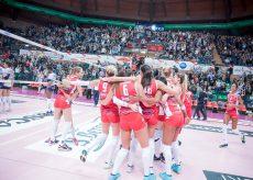 La Guida - Che spettacolo le ragazze di Cuneo: Novara sconfitta