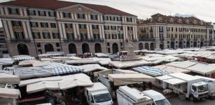 La Guida - Domenica 15 mercato in piazza Galimberti