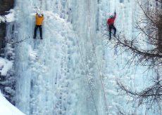 La Guida - Incidente sulla cascata di ghiaccio di Bellino