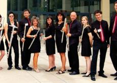 """La Guida - Orchestra di flauti per i """"Bruni d'autunno"""""""
