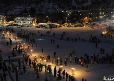 La Guida - Limone: luci, colori e acrobazie sulla neve del Maneggio