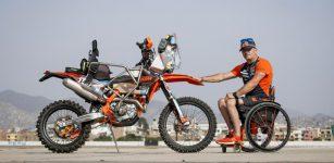 La Guida - La Dakar di Nicola Dutto si ferma dopo quattro tappe