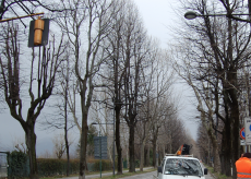 La Guida - Viale Angeli aperto al traffico
