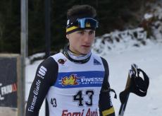 La Guida - Stefano Canavese ai Mondiali Juniores di biathlon