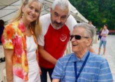 La Guida - L'ultimo saluto a Franco Sciolla, cieco che ha acceso il buio