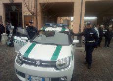 La Guida - Boves, nuovi mezzi per Comune, Polizia e Protezione civile