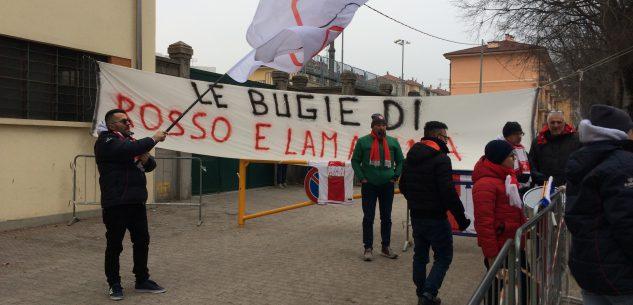 La Guida - Proteste con bugie dei fedelissimi del Cuneo
