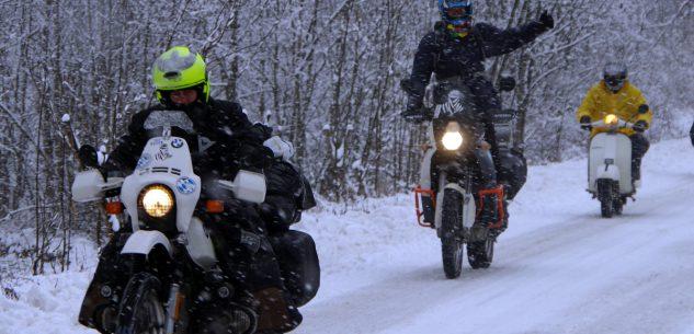 La Guida - Ritorna l'Agnellotreffen, raduno invernale delle moto