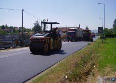 La Guida - Investimento della Provincia di 5,4 milioni di euro per asfaltare le strade provinciali nel 2019