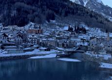 La Guida - Dalla serata di oggi neve su Cuneo, abbondante in montagna