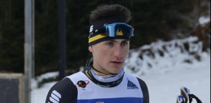 La Guida - Stefano Canavese in gara ai Mondiali Juniores di biathlon