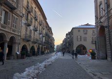 La Guida - Cuneo, divieti di sosta per sgombero neve