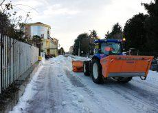 La Guida - Sgombero neve e divieti a Caraglio