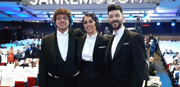 La Guida - Tre cuneesi al Festival di Sanremo