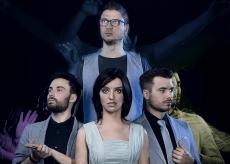 """La Guida - A Caraglio il gruppo vocale """"Rebel Bit"""""""