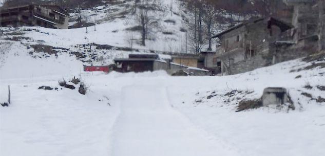 La Guida - Aperta la pista di sci di fondo a Chiappi