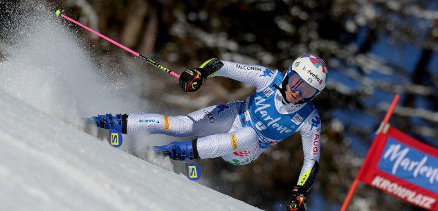 La Guida - Marta Bassino al 21° posto nella prima manche della Combinata ai Mondiali