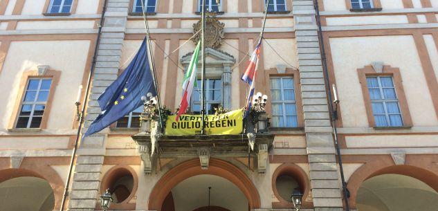 La Guida - La bandiera francese rimossa dal balcone del Municipio