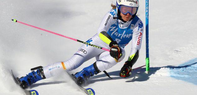 La Guida - Marta Bassino al 13° posto nella Combinata mondiale