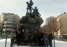 La Guida - Commemorate in provincia le vittime delle Foibe