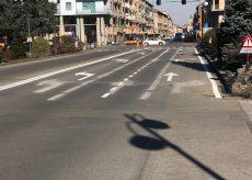 La Guida - Eliminata la svolta di corso Brunet in piazza Europa per chi arriva da Borgo