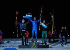La Guida - Il campione di skiroll Emanuele Becchis oggi sulla Rai
