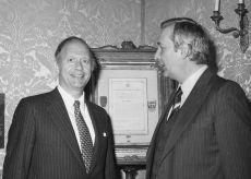 La Guida - L'ambasciatore americano Gardner a Cuneo