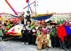La Guida - Una mostra per raccontare 40 anni di Carnevale Ragazzi
