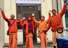La Guida - Gli Hare Krishna a Cuneo