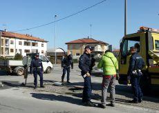 La Guida - Incidente stradale a Boves